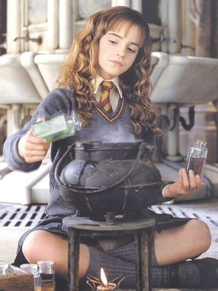 Young hermione jean granger naked