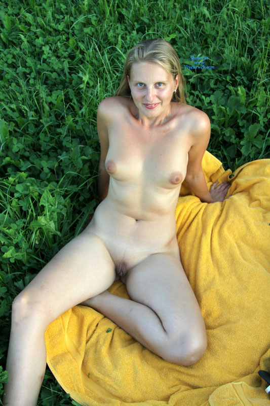 Nude outside How to